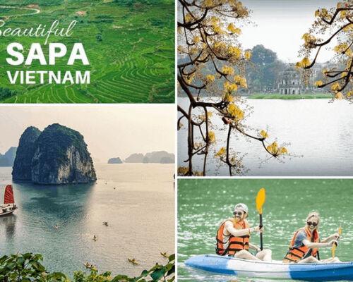Sắp có app Du lịch Việt Nam an toàn cho mọi du khách
