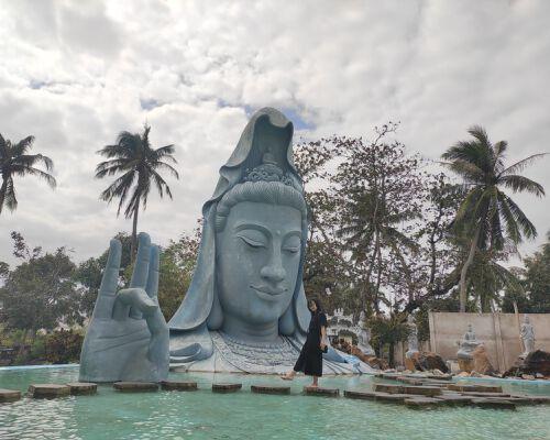 Khám phá 3 ngôi tượng Phật độc đáo ở Việt Nam: Tượng Phật Bà, Tượng Phật chùa Thanh Lương, Tượng Phật nằm Sóc Trăng