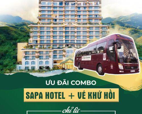Đón chào một kỳ nghỉ khác biệt tại Sa Pa với combo khách sạn KK Sapa 5 sao và xe khứ hồi