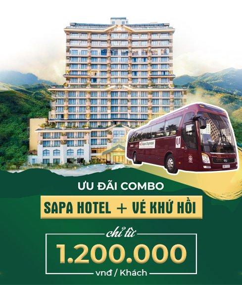 combo KK Sapa Hotel 2020