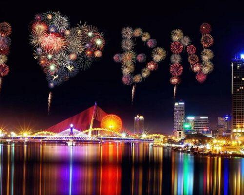 Điểm danh nhữngsự kiện đón năm mới trên toàn quốc
