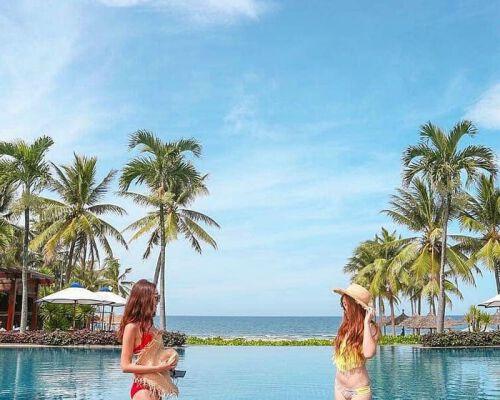 Cùng nhau Check-in chanh xả ở 3 resort đẹp nhất Đà Nẵng