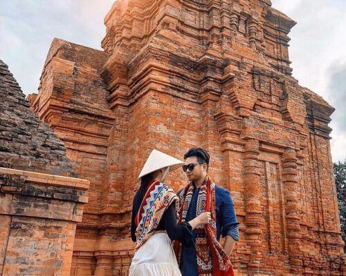 Cùng nhau khám phá những ngọn tháp Chàm nổi tiếng ở Việt Nam