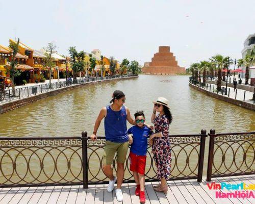 Vinpearl Resort & Golf Nam Hội An chính là nơi dừng chân tuyệt vời khi đến thành phố Thăng Bình, Hội An