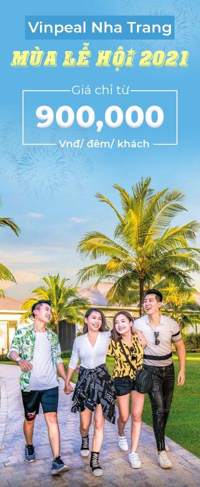 Vinpearl Nha Trang - Mùa lễ hội 2021