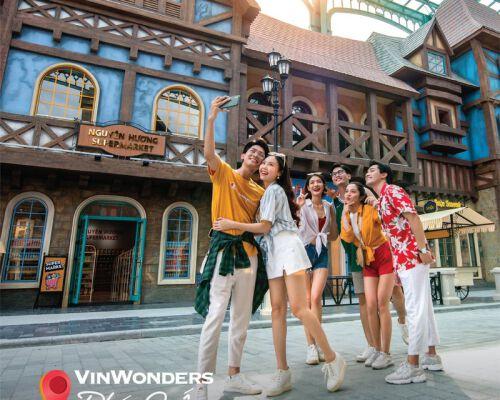 Khám phá từ A-Z VinWonders Phú Quốc