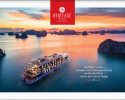 Du Thuyền Heritage Cruises Binh Chuan Cat Ba Archipelago