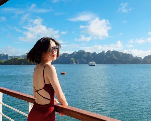 Du Thuyền 5 Sao Heritage Cruises Binh Chuan Cat Ba - trải nghiệm thương lưu trên những hải trình mới