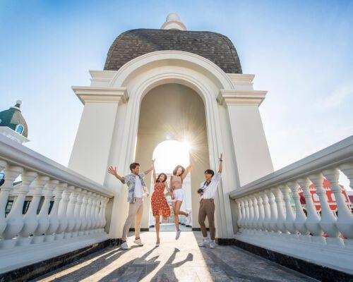 Siêu phẩm Phú Quốc United Center mới của Vingroup sắp ra mắt tại Đảo Ngọc hứa hẹn thú vui nghỉ dưỡng chảnh hết mức