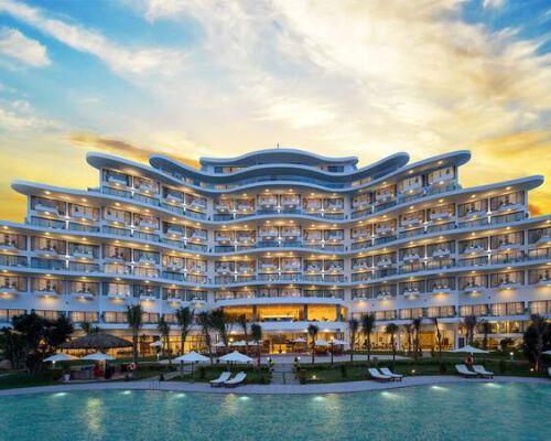 Điểm danh những resort ở Cam Ranh 'chất như nước cất' nghỉ ngơi mĩ mãn