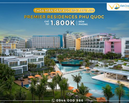 Premier Residences Phú Quốc - Giá phòng siêu rẻ mùa hè 2019