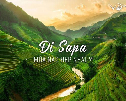 Đi SaPa mùa nào đẹp nhất