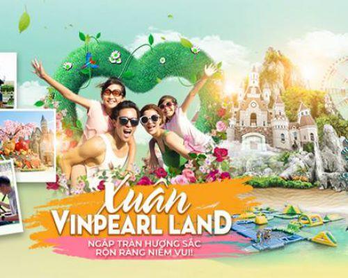 Khám phá toàn cảnh Vinpearl Land Nha Trang cho chuyến đi thêm phần sôi động