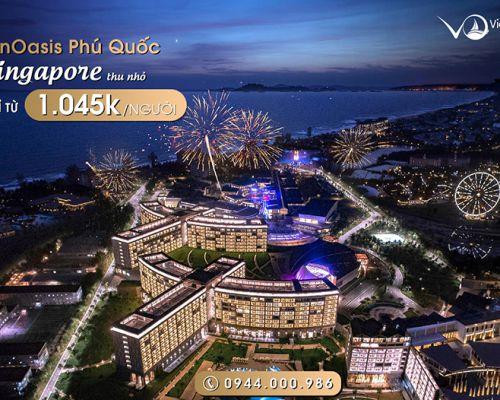 Ưu đãi cực lớn đặt phòng hạng sang tại Vinpearl Vinoasis Phú Quốc hè 2019