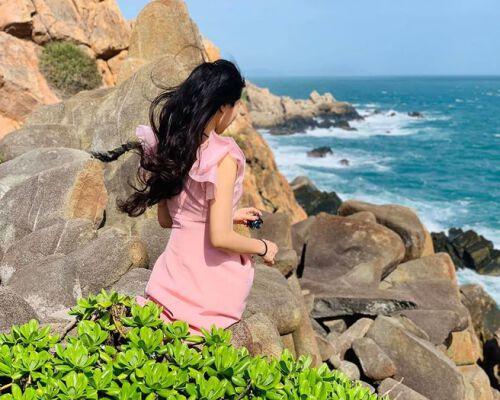 Eo Gió - địa điểm check-in muôn vàn ảnh đẹp tại Quy Nhơn